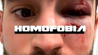 AGRESIONES HOMÓFOBAS con Alejandro Reina (SKAM) | Luc Loren