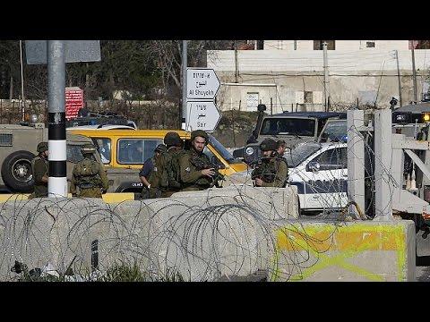 İsrail Askerleri Batı Şeria'da üç Filistinli'yi öldürdü