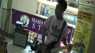 Music Malaysia - Jamming Metallica Enter Sandman with Joyo Digital Wireless Guitar Receiver