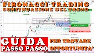Baixar Come iniziare col Fibonacci Trading: Guida Passo dopo Passo per trovare Opportunità di Trading