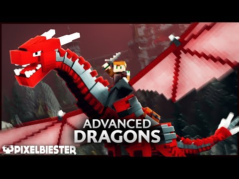 Advanced DRAGONS By Pixelbiester