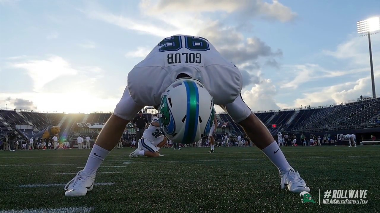 Aaron Golub: The Inspiring Journey of Tulane's Legally-Blind Long Snapper