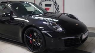 Porsche 911 VII (991) Рестайлинг