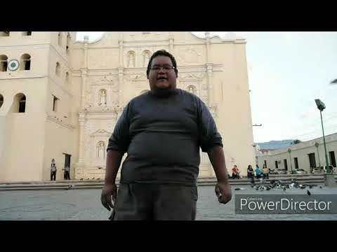 El reloj más antiguo del mundo Comayagua Honduras