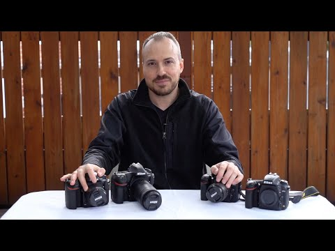 Blogger Comparison: Which Nikon DSLR Is Right For You?