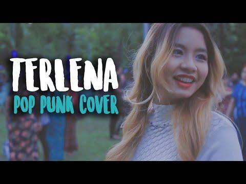 TERLENA - IKKE NURJANAH (COVER POP PUNK SUPER ROMANTIC)