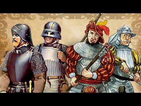 Gustav Vasa - Swedish Militia & German Landsknechts (16th century warfare)