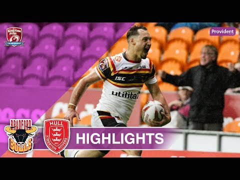 HIGHLIGHTS: Bradford Bulls v Hull KR - 2017 Summer Bash