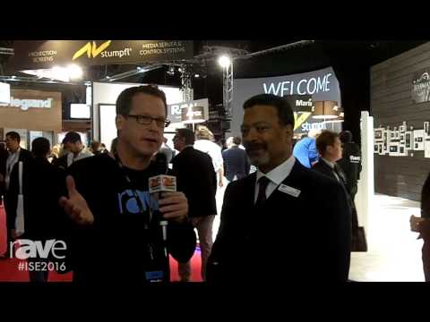 ISE 2016: Gary Kayye Interviews Mike Blackman, Managing Director of ISE, on the Last Day of ISE 2016