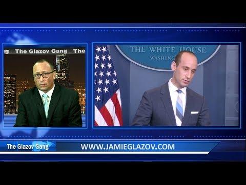 Glazov Moment: Thank You White House Adviser Stephen Miller.