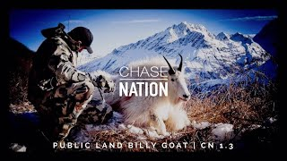 Trophy Mountain Goat Bow Hunt: DIY Public Land Alaskan Billy Goat Hunt | S1 E4