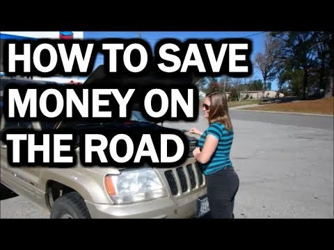 10 Tips to save you money on your next road trip!!