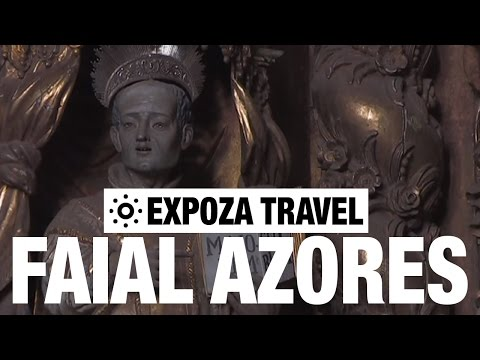 Faial, Azores (Portugal) Vacation Travel Video Guide