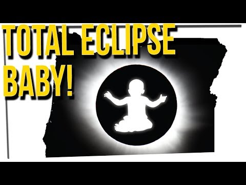 WEEKEND SCRAMBLE- Man Wants To Make A Baby During Total Eclipse!