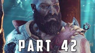 GOD OF WAR Walkthrough Gameplay Part 42 - SKIES OF HELHEIM (God of War 4)