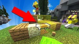 😆 ЖЁЛТЫЕ ПОСТРОИЛИ СМЕШНОЙ ДЕФ КРОВАТИ - Minecraft Bed Wars