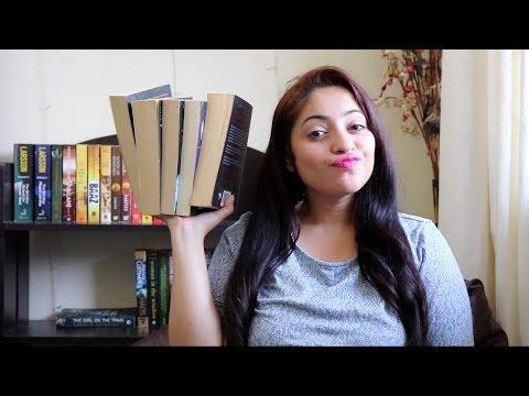 Top 5 BOOK SERIES I've Read | Indian Booktuber