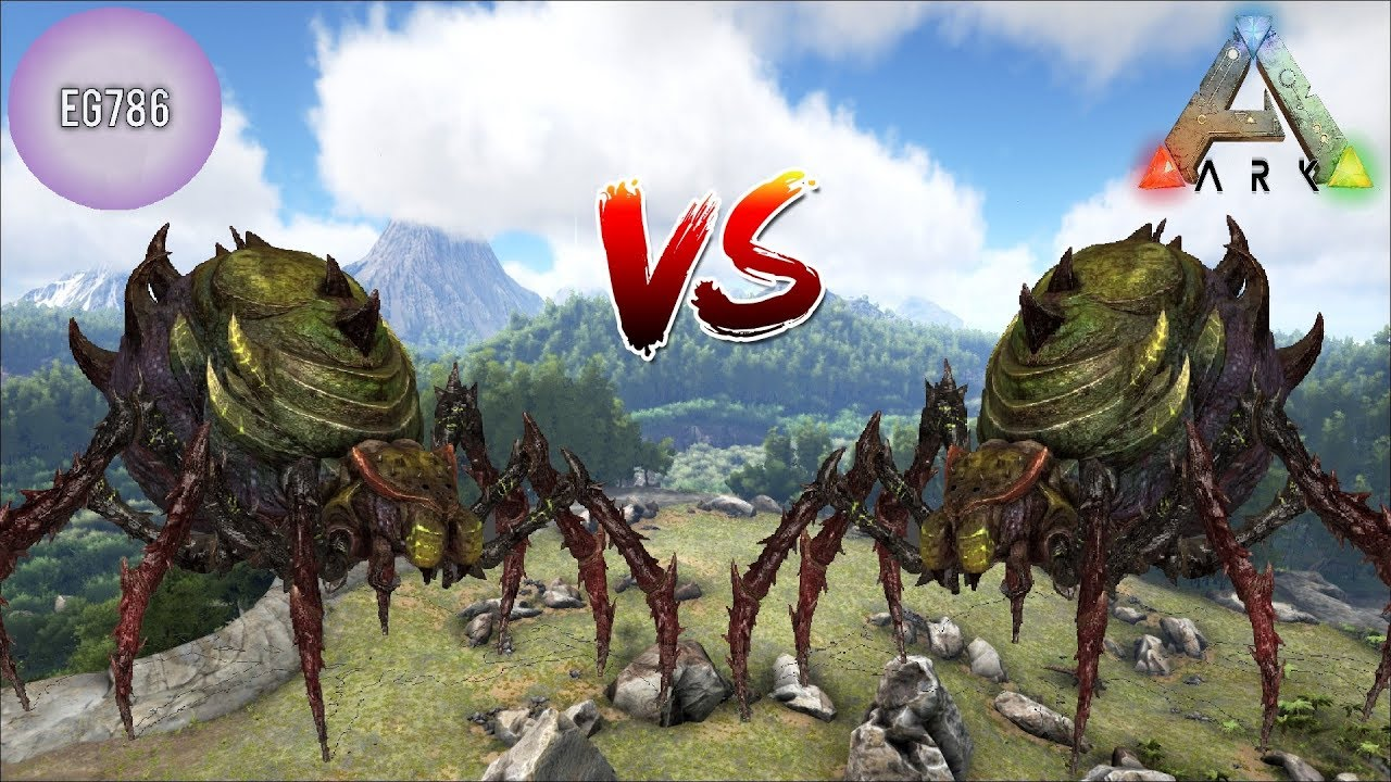 ark broodmother hp