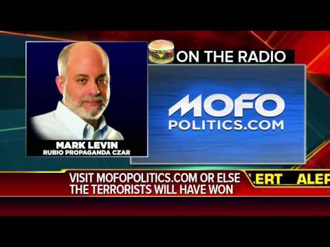 Mark Levin defends Trump on Muslim Ban-ghazi