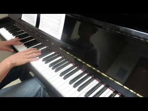 Falling Slowly - Once the Musical - Piano