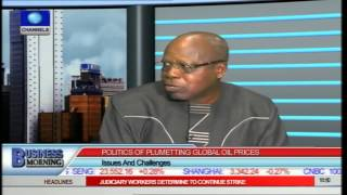 Business Morning: Politics Of Plummeting Global Oil Price - Part 2