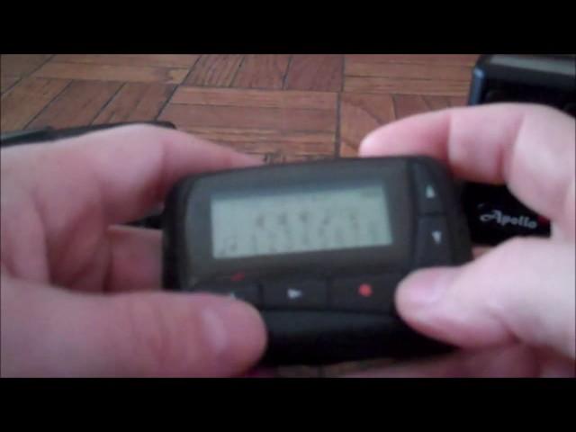 Numeric, Alphanumeric and Two-Pager Review, Apollo, Motorola T900, Davis