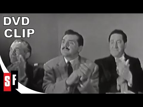 The Ernie Kovacs Collection: Ernie Kovacs Reacts to Florence Foster Jenkins - Clip