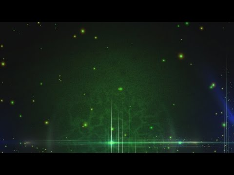 4K Green Plasma Ripple Swamp Effect HD Background Animation