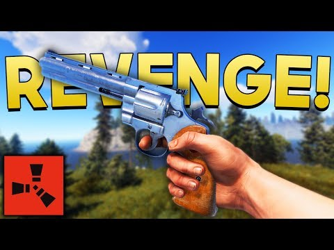THE SOLO REVENGE - Rust SOLO Survival #6 thumbnail