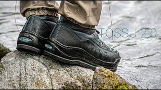 Vision Tossu 2.0 Wading Boots video