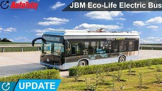 JBM Eco-Life Electric Bus Trial Run In Delhi | News And Updates | AutoToday