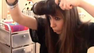 Feniranje kose / How to blow-dry your hair