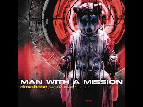 MAN WITH A MISSION  GreenTinted Sixties Mind