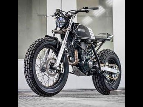 Scrambler Motorcycle Vintage Style