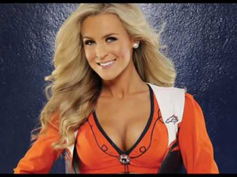 The Most Beautiful Denver Broncos Cheerleaders