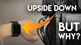 Apple Watch Upside Down - Reasons to Switch