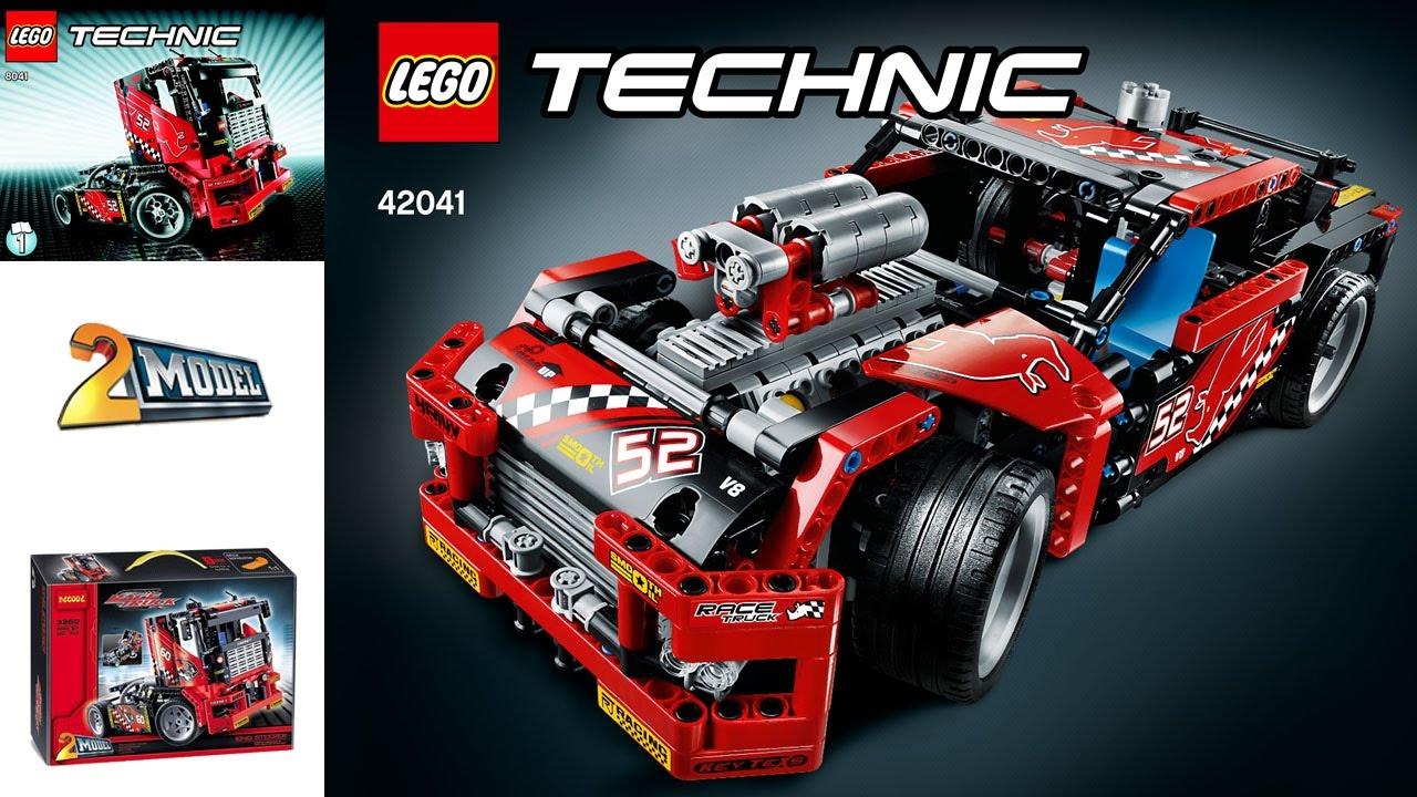 Download Сборка гоночного авто Decool 3360