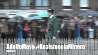Fiesta NaZional contra los Mineros  en Asturias !! Gabino de Lorenzo,  el Fantoche