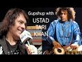 Ustad Tari Khan ~ Tabla Maestro | Desiblitz Exclusive Gupshup video