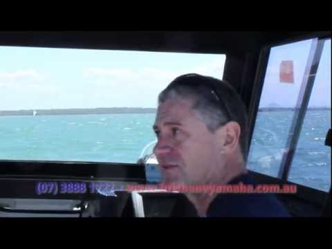 Quintrex Trident 610 HT + Yamaha F150 4-Stroke boat review | Brisbane Yamaha