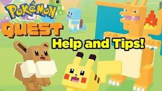 Pokemon Quest Tips Hints and Help for Beginners and Players