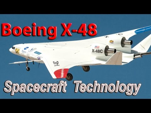 NASA X Future Aircraft Evolution UAV Technology Boeing X-48