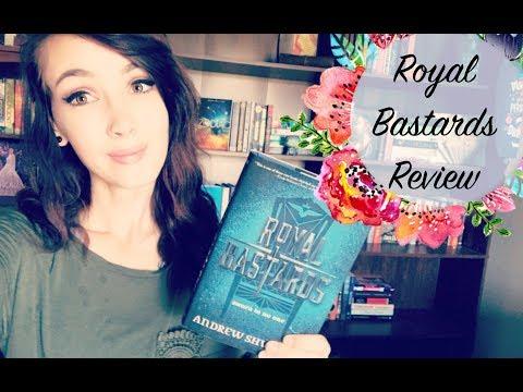 Royal Bastards Book Review