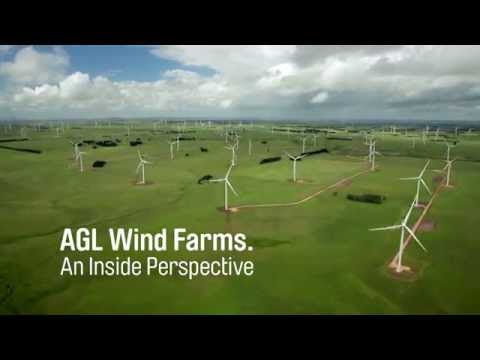 Renewable Energy Generation: Our Wind Farms