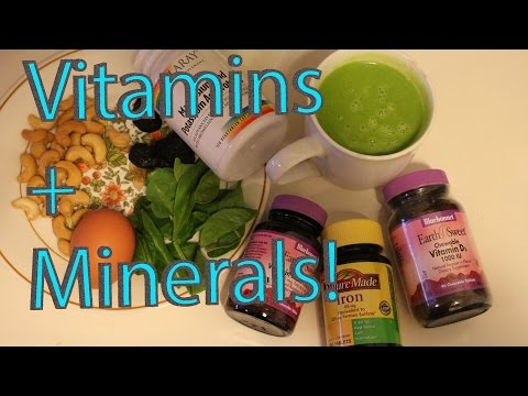 VITAMIN DEFICIENCY AND SUPPLEMENTS FOR HEALTH AND FITNESS | Sage Canaday Running