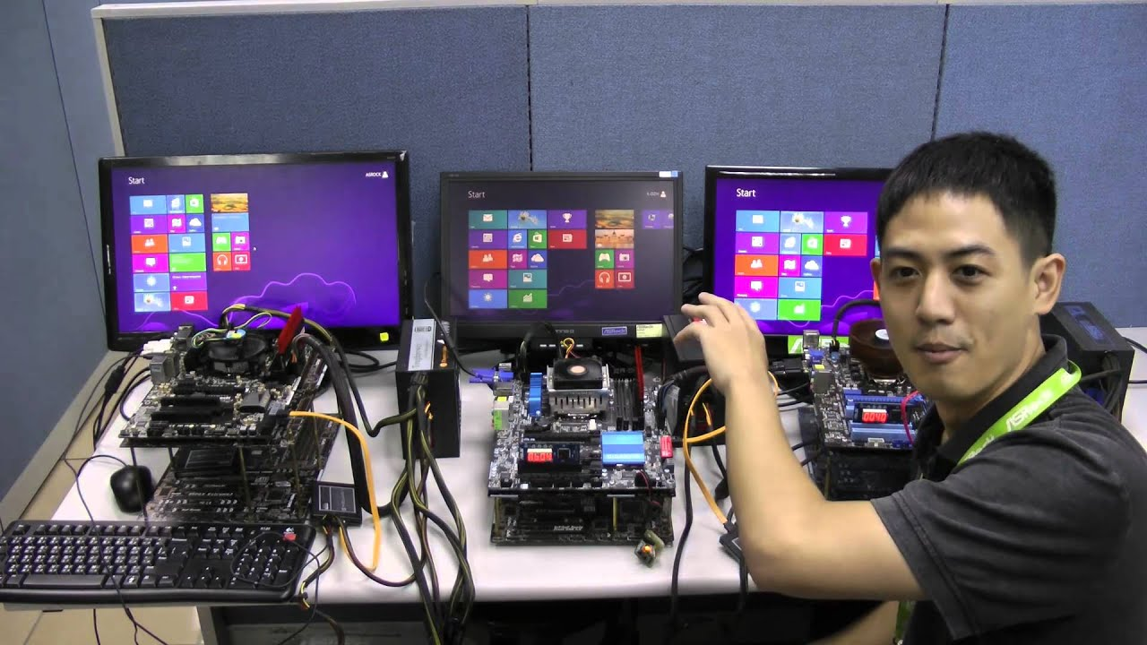 Windows 8 Fast Boot Comparison, ASRock Wins!!!