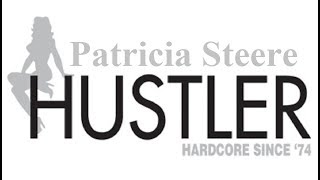 Patricia Steere - Flat Earth interview - Hustler magazine ✅