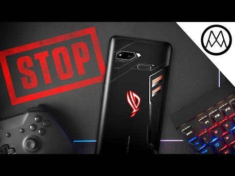The Problem with (Most) Gaming Phones