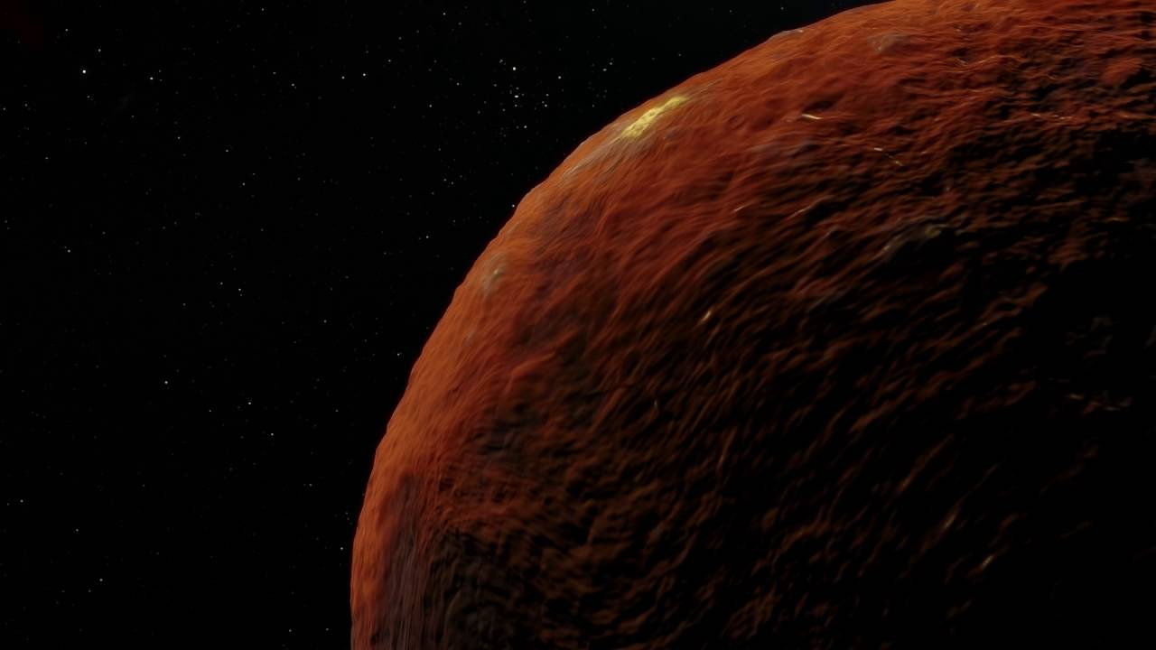 A New Dwarf Planet - 2015 RR245 - Discovered in July 2016 ...