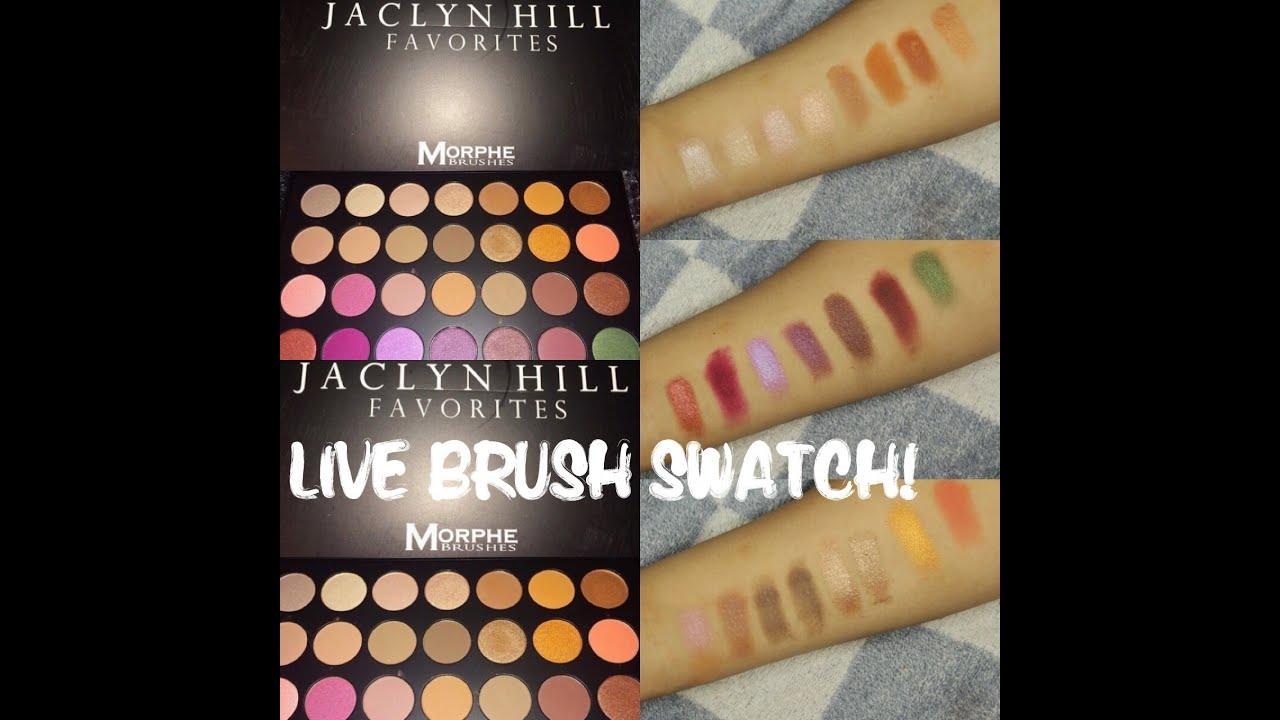 Morphe x Jaclyn Hill Eyeshadow Palette by Morphe #21